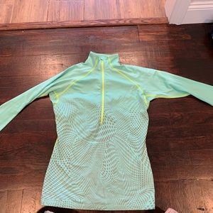 Nike 1/4 Zip Track Jacket